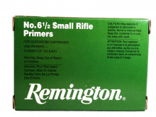 REMINGTON PRIMERS 6 1/2 SMALL RIFLE