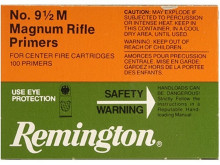 REMINGTON PRIMERS 9 1/2M LARGE RIFLE MAGNUM