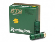 REMINGTON TARGET LOADS 12GA 2-3/4 DR 1OZ #8 1185 FPS