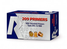 RIO 209 SHOTSHELL PRIMERS