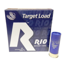 RIO TARGET LOADS TOP TRAP 32, 12 GA., HDCP DR, 1-1/8 OZ, #8, 1250 FPS
