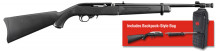 RUGER 10/22 TAKE-DOWN TACTICAL, .22 LR., FLASH HIDER.