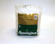 REMINGTON WADS RXP20, 20 GA., 7/8 OZ
