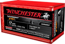 WINCHESTER AMMO, 17 HMR, 17 GR, V-MAX, 50 ROUNDS