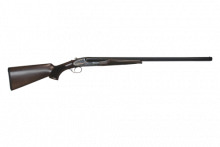 "CZ SHARP TAIL, 20 GA., SXS SHOTGUN, 28"" BBL., BLUED/ WALNUT"