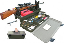 MTM SHOOTING RANGE BOX GREEN