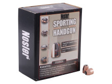 NOSLER SPORTING HANDGUN PISTOL BULLETS, 10MM/.400, 180 GR., JHP, 250COUNT