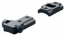 LEUPOLD 2 PC MOUNTS FOR REMINGTON 700, GLOSS BLACK