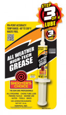 SHOOTER'S CHOICE HIGH TECH GREASE IN SYRINGE, 10CC's