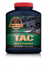 RAMSHOT RIFLE POWDER TAC 1 LB