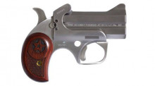 "BOND ARMS TEXAS DEFENDER DERRINGER 45 COLT /410GA, 3"" BBL STAINLESS/ WOOD"