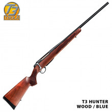 TIKKA T3 HUNTER 30/06 22-7/16 BBL BLUE/WOOD