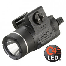 STREAMLIGHT TLR-3 COMPACT RAIL MOUNTED TACTICAL LED LIGHT