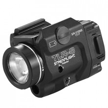 STREAMLIGHT TLR8 TACTICAL COMPACT LIGHT & RED LASER