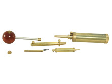 TRADITIONS FLINTLOCK SHOOTERS KIT, 50/54 CAL.