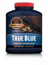 RAMSHOT POWDER, TRUEBLUE, 1LB.