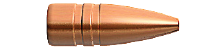 BARNES TRIPLE SHOCK X BULLETS 22 CAL 45 GR. TSX FLAT BASE