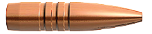 BARNES TRIPLE SHOCK X BULLETS 7MM CAL 140 GR. TSX BOATTAIL