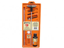 HOPPES GUN CLEANING KIT FOR SHOTGUNS, FITS ALL GAUGES