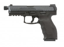 "H&K VP9 TACTICAL, 9MM, 4.7"" THREADED BBL, MATTE, NIGHT SIGHTS, 15 ROUNDS"