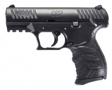 "WALTHER CCP M2, 9 MM, 3.54"" BBL., 8 RNDS, BLACK"