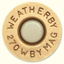 WEATHERBY AMMO-270 WBY MAG 130 GR. PT-EX