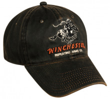 OUTDOOR CAP WINCHESTER HORSE & RIDER HAT