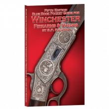 BLUE BOOK WINCHESTER POCKET GUIDE 2018