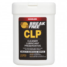 BREAK FREE CLP WEAPON WIPES, 20 PK