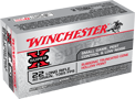 WINCHESTER AMMO., 22 LR, SUBSONIC, 40 GR., LHP, 50 ROUNDS