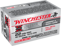 WINCHESTER AMMO, SUPER X 22 MAG., 40 GR. FMJ, 50 ROUNDS