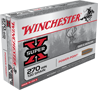 WINCHESTER AMMO, 270 WIN., 130 GR. POWER POINT, 20 ROUNDS