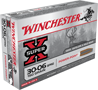 WINCHESTER AMMO, 3006, 150 GR. POWER POINT, 20 ROUNDS