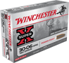 WINCHESTER AMMO, 3006, 180 GR POWER POINT, 20 ROUNDS