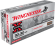 WINCHESTER AMMO, 3030 WIN. 150 GR. POWER POINT, 20 ROUNDS