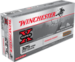 WINCHESTER AMMO, 325 WSM, 220 GR. POWER POINT, 20 ROUNDS