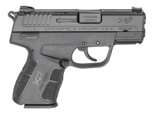 "SPRINGFIELD XDE, 9 MM, 3.3"" BBL, BLACK, 9 ROUNDS"