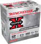 "WINCHESTER GAME LOADS, UPLAND HEAVY LOADS, 12 GA,  31/4"", 11/4 OZ, #7 1/2, 1 BOX (25 ROUNDS)"