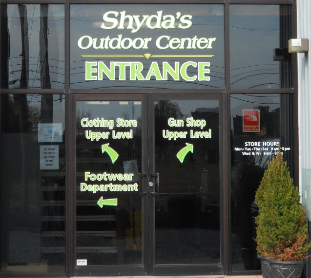 Shyda's Outdoor Center